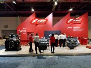 FPT display at ConExpo 2017