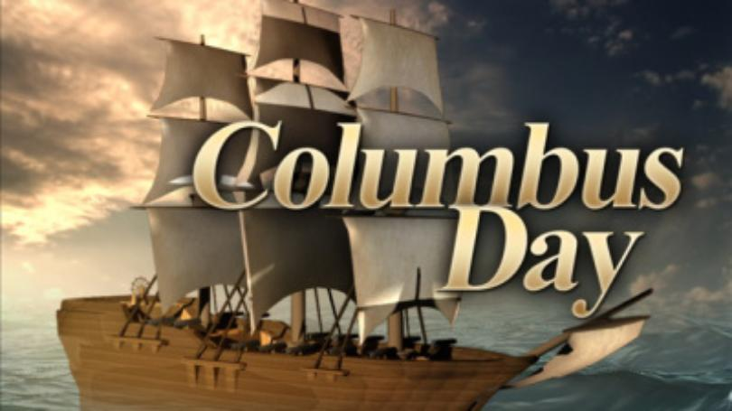 when is columbus day in 2020