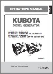 GL Series GL 7000 & GL11000 Operators Manual