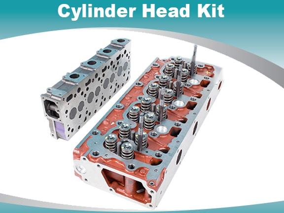 Cylinder head kit