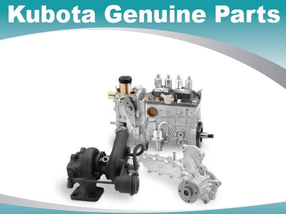 kubota genuine parts