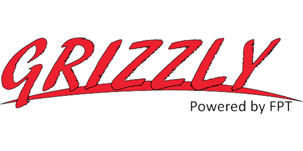 Grizzly powered by FPT logo