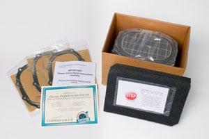 Kubota clean DPF Exchange Kit