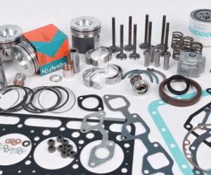 kubota engine over haul kits